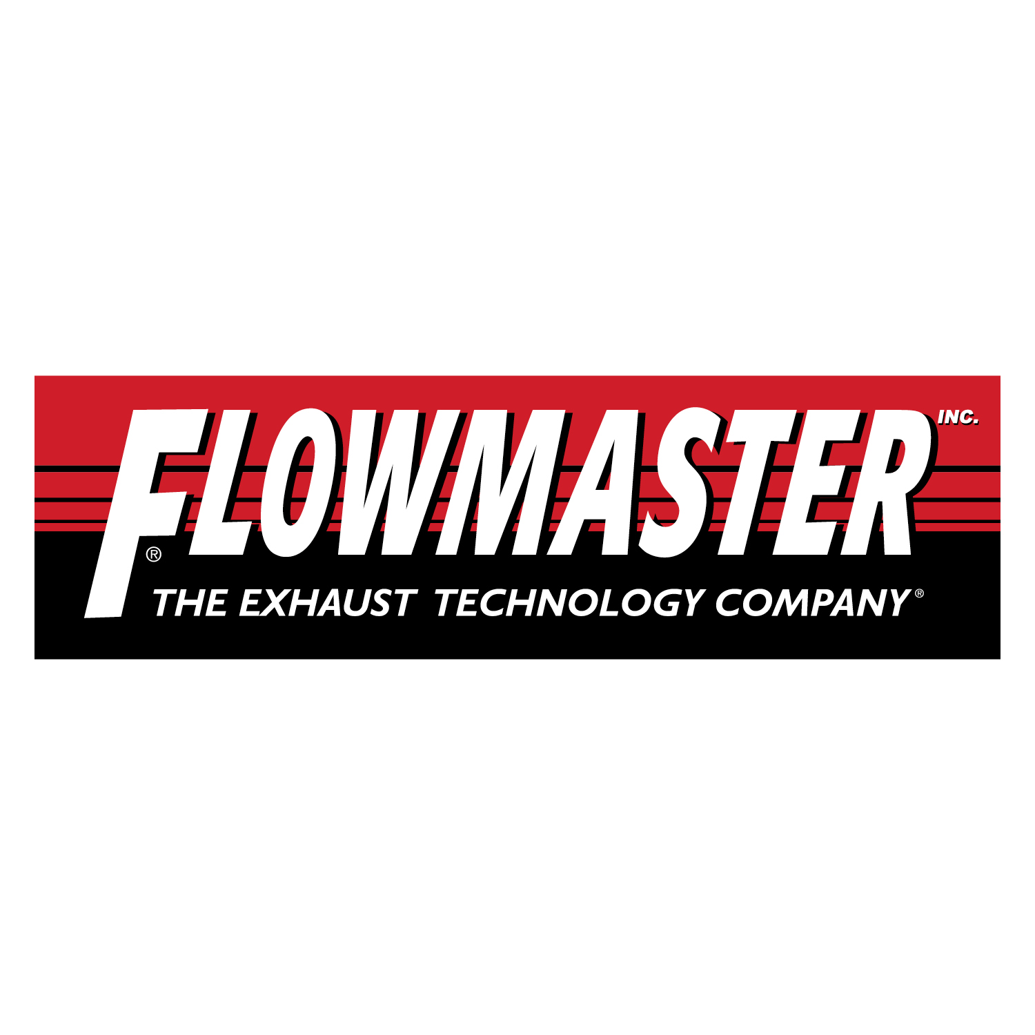 "Flowmaster 942448 Universal Super 44 Muffler 2.25/"" Offset In//2.25/"" Offset Out"